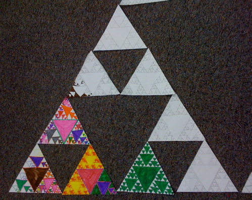 9 triangles