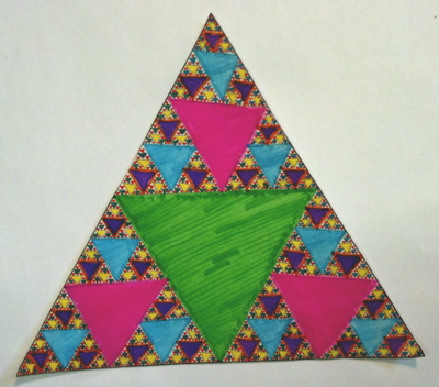 Trianglethon – We built the World's Largest Fractal Triangle!